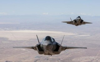 Lockheed Martin selects Textron Systems' A2PATS for F-35 EW simulation testing