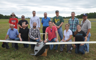 Naval Research Laboratory completes UAV flight with hydrogen-powered fuel cell