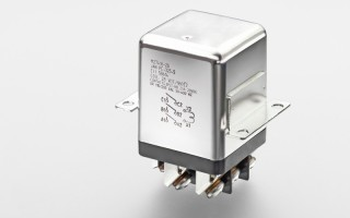 Hermetically sealed relays for extreme environments