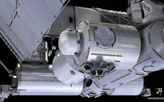 NanoRacks, Boeing team up to build commercial airlock for International Space Station