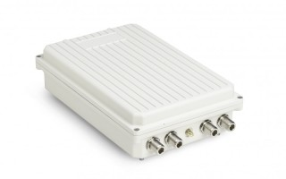 Embedded SDR spans frequencies from 70 MHz to 6 GHz