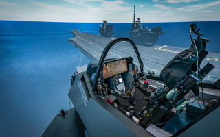 Simulator image: BAE Systems