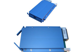 3U VPX storage module with REDI conduction and air-cooled configurations