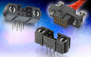 Harwin?s Datamate 2-mm jackscrew connectors for high-reliability industries