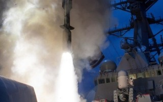 Navy tests SM-6 weapon on road to full operational capability