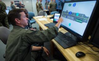 U.S. Navy flight-deck systems will soon go digital