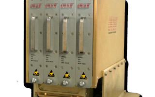 C-band RF power modules for radar applications
