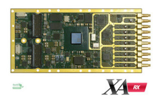 New! XA-RX for Wireless & Wide-band Communications, MIMO, & RADAR