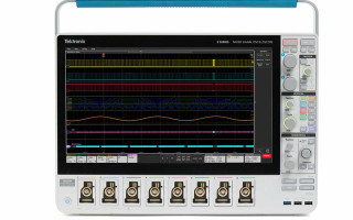Oscilloscope enables Windows or standalone modes