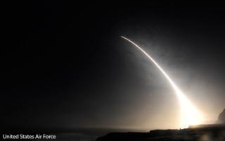 Minuteman III photo: USAF and Boeing