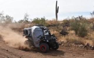 Ground X-Vehicle Technologies program completes virtual window technology testing