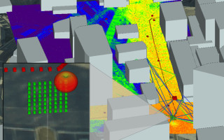 Wireless Insite software carries 5G and MIMO technology