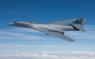 Bomber Armament Tester contract awarded to BAE Systems, Marvin Test Solutions team