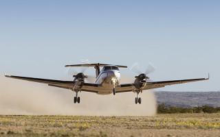 Photo: Beechcraft/Textron Aviation