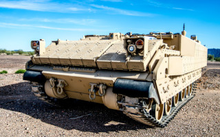 DoD funding highlights: Ground vehicles
