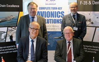 Terma, Scandinavian Avionics team up to open Avionics Test Center