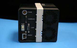 3-D LIDAR camera can generate as many as 20 frames per second