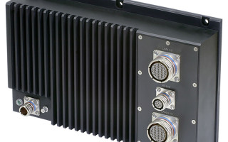 Rugged Gigabit Ethernet switch for use in harsh environments