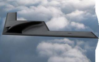 USAF announces hosting locations for upcoming B-21 aircraft