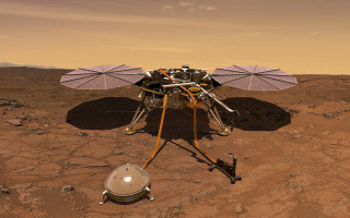 Artist's conception: NASA/JPL-CalTech