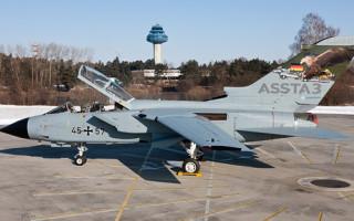 Avionics upgrade -- ASSTA 3.0 -- makes 1st German combat jet flight