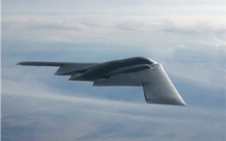 B-2 Bomber electronic warfare upgrade provided by BAE Systems