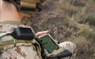 Integrated targeting system from Rockwell Collins aimed at mobile battlefield use
