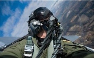 Pilot-worn sensor systems will provide info on physical effects of extreme flight conditions
