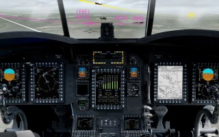 Photo of MFMS-1000 courtesy Rockwell Collins