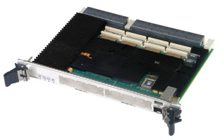 OpenVPX board released by Eurotech at Embedded World