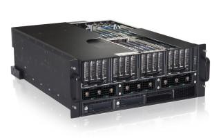 4U flash storage array for high-performance databases