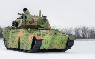 Army selects BAE Systems, General Dynamics for Mobile Protected Firepower program