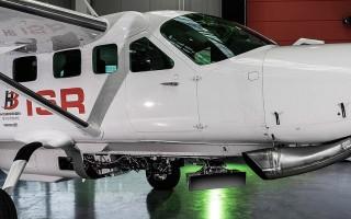 Airborne multi-mission radar by HENSOLDT undergoes first flight