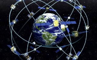 GPS satellite image courtesy NOAA