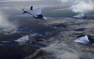 Artist's concept: BAE Systems