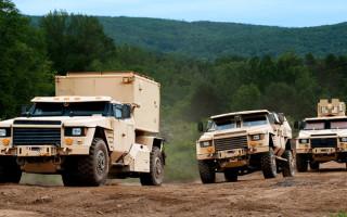 Using network address translation (NAT) to ease network management on mobile military networks
