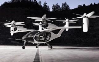 Automotive radar for autonomous eVTOL cars funded by USAF