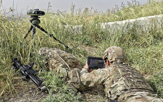 AI-powered battlefield tools from Elbit Systems will supply British armed services