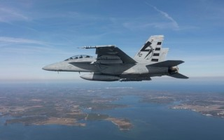 Open-architecture air-combat training system for U.S. military passes crucial milestone
