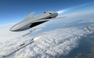UAV program that can launch air-to-air weapons progresses at DARPA