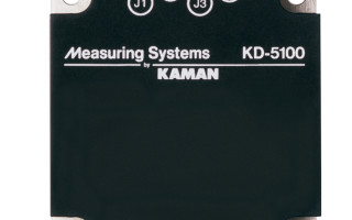 Kaman Measuring Announces New KD-5100+ High Reliability Sensor System for Fast Steering Mirror Control