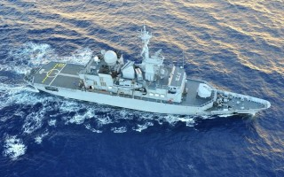 Maritime SATCOM systems in development for new naval military platforms