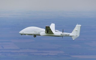 Firebird UAS by Northrop Grumman undergoes flight tests