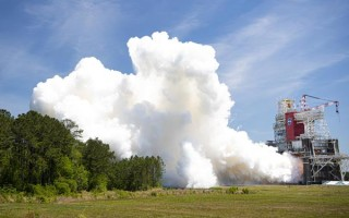 Hydrogen-fueled engine for Delta IV Heavy Launch Vehicle passes final hot-fire acceptance test