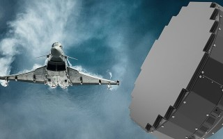 Eurofighter aircraft to be equipped with new AESA radar technology