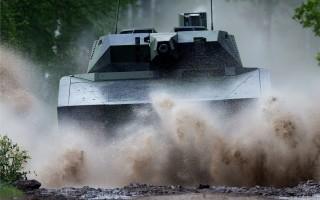 Rheinmetall photo.