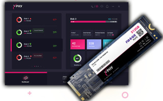Flexxon officially unveils the X-PHY AI Embedded Cyber Secure SSD