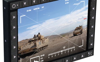 Newer rugged touch screens benefit the modern warfighter