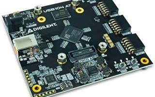 USB104 A7: Artix-7 FPGA Development Board in PC/104 Form Factor