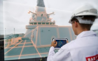 Data management solution to be delivered to the Royal Navy